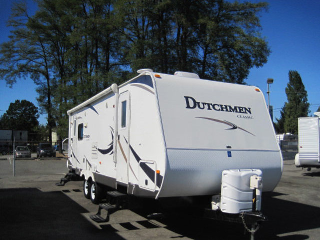 CDT2773 2011 Dutchmen 277RLS Travel Trailer